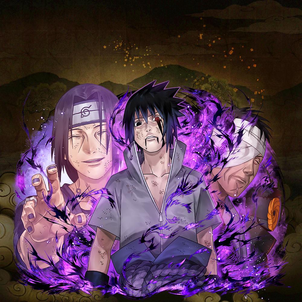 "Sasuke Uchiha ""Battling with your eyes"" (★6)"