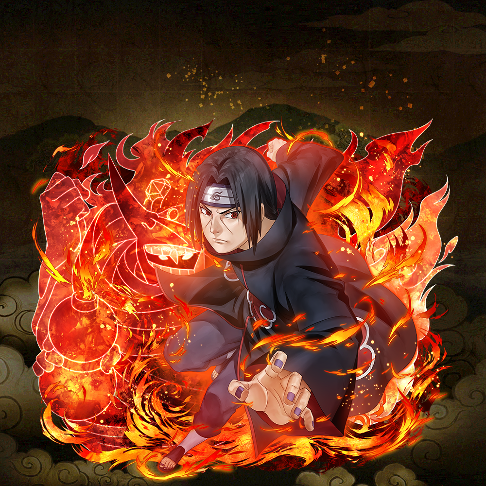 "Itachi Uchiha ""The Promised Day"" (★5)"