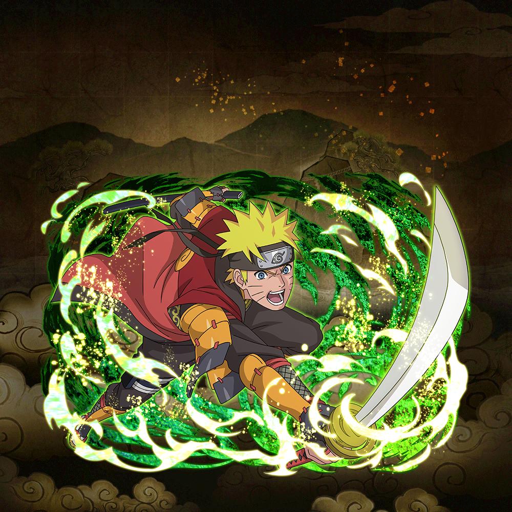 "Naruto Uzumaki ""Gale of Vigor"" (★5)"