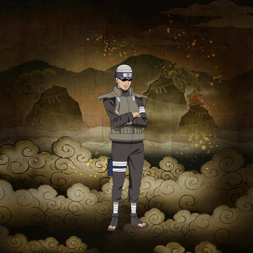 """Sand Chunin Male """"Assassin from the Sand"""""""