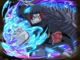 "Kisame Hoshigaki ""Swordsman of the Raging Waves"""