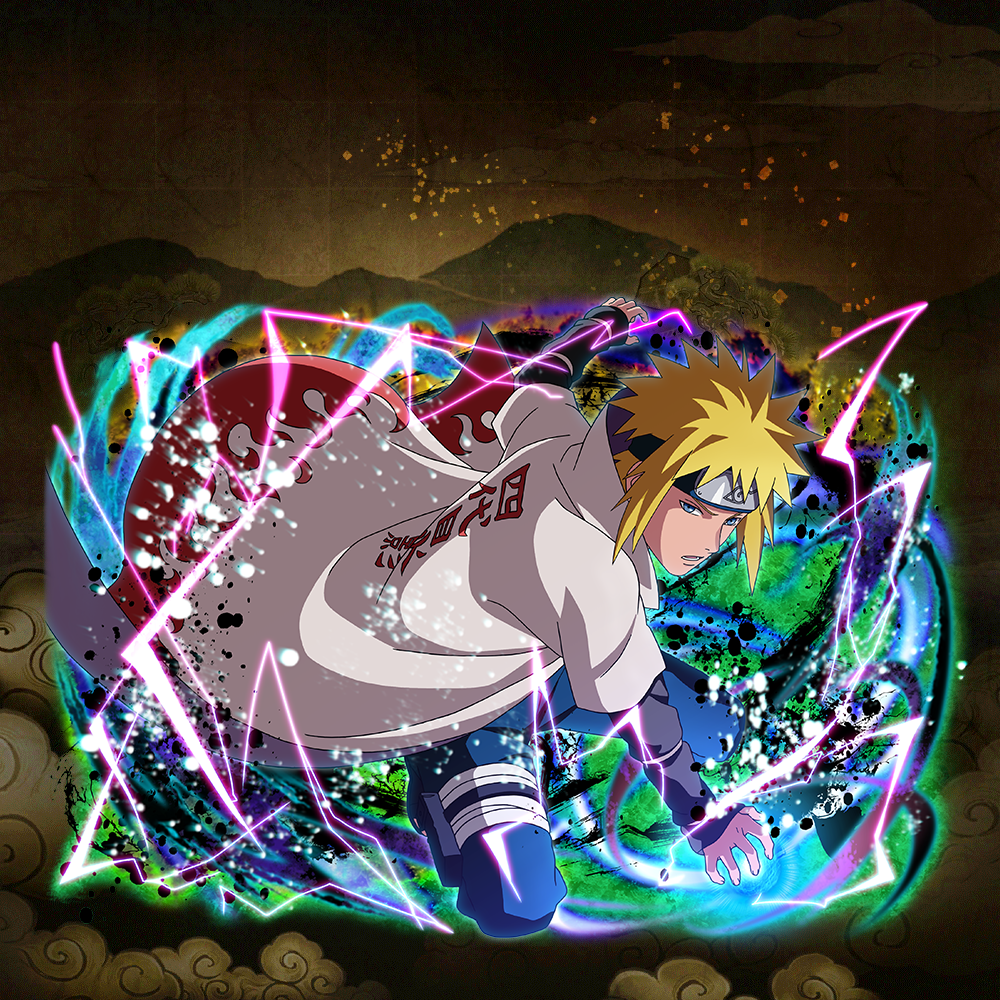 "Minato Namikaze ""Dazzling Bravery"" (★6)"