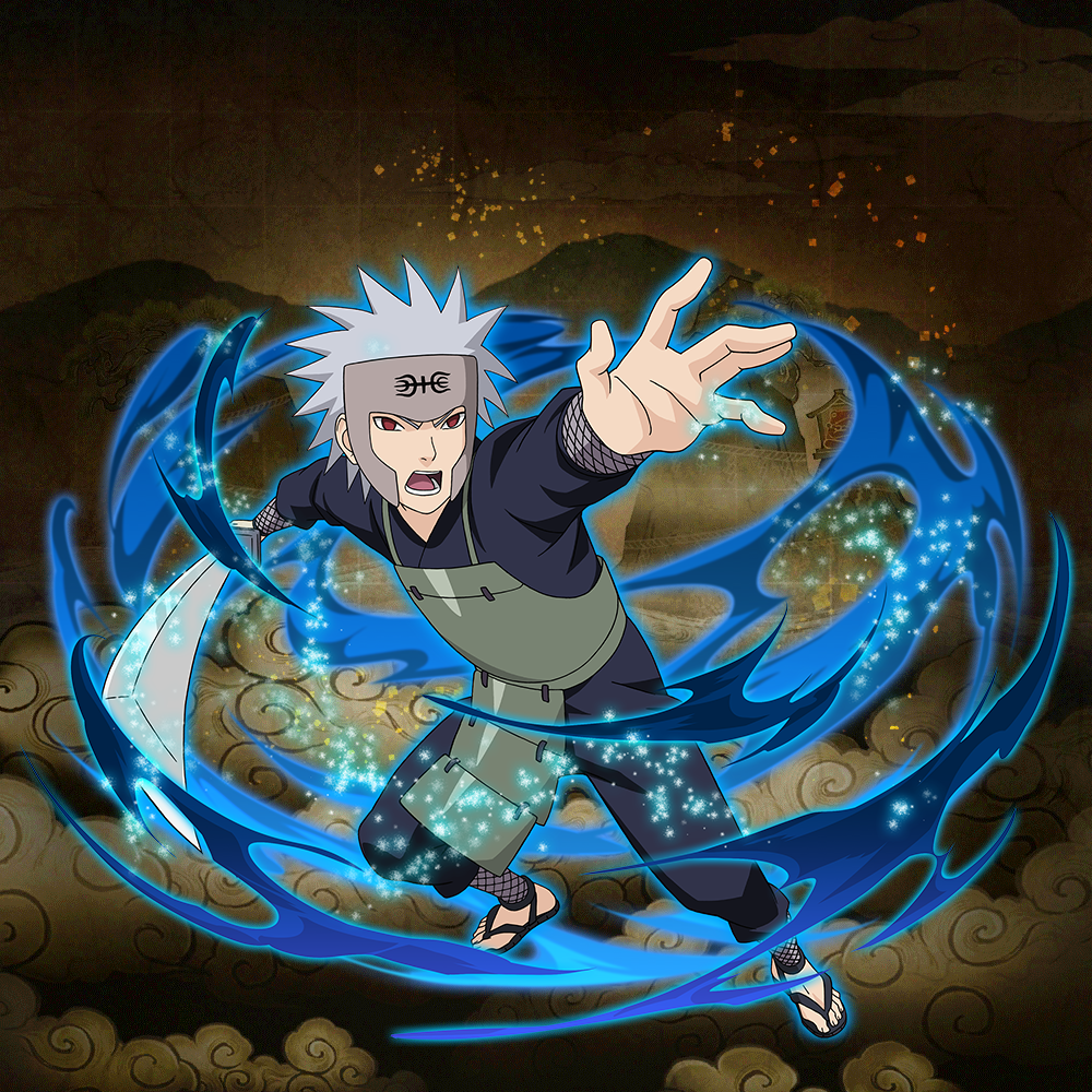 "Tobirama Senju ""Quiet Fighting Spirit"""