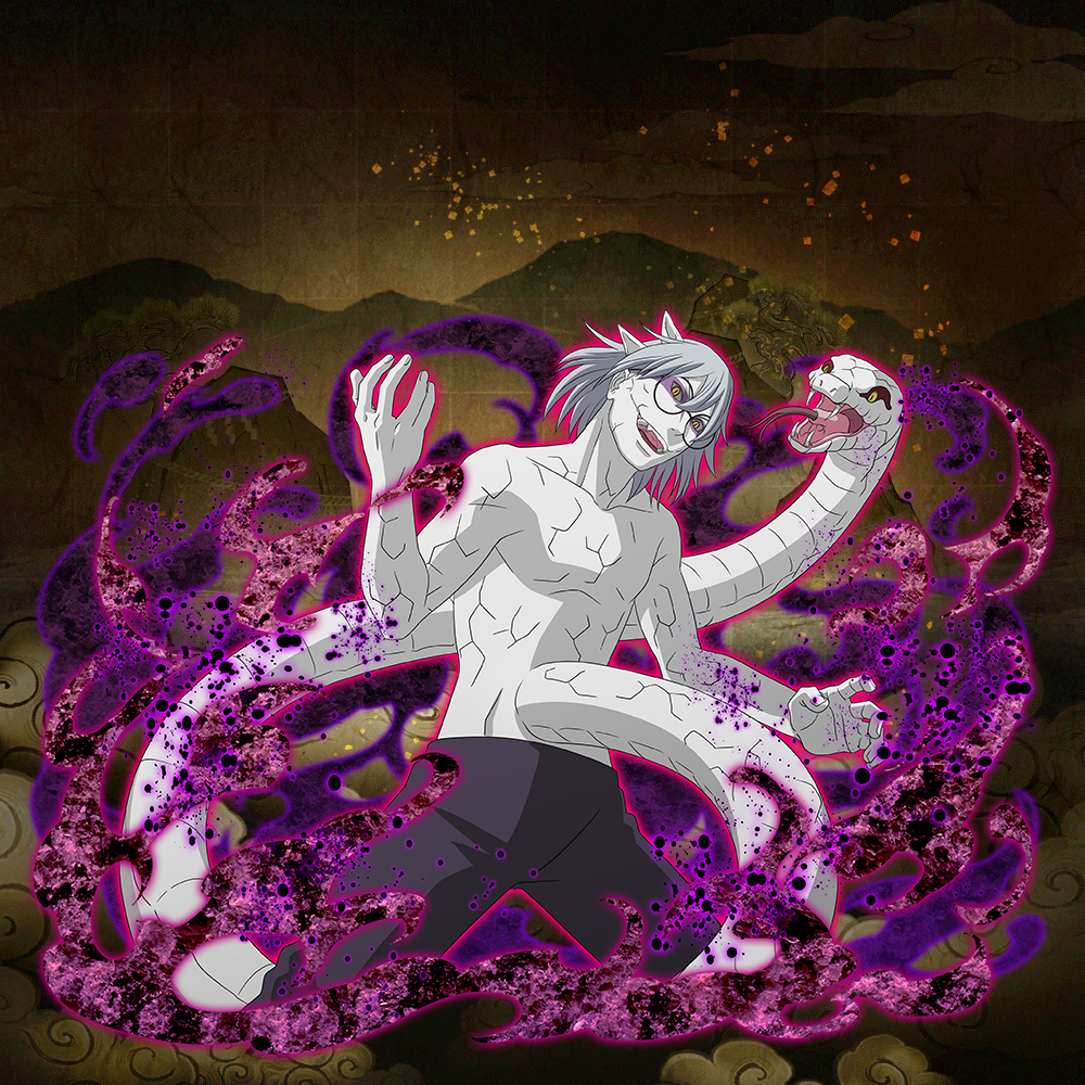 "Kabuto Yakushi ""Proof of Self"" (★5)"