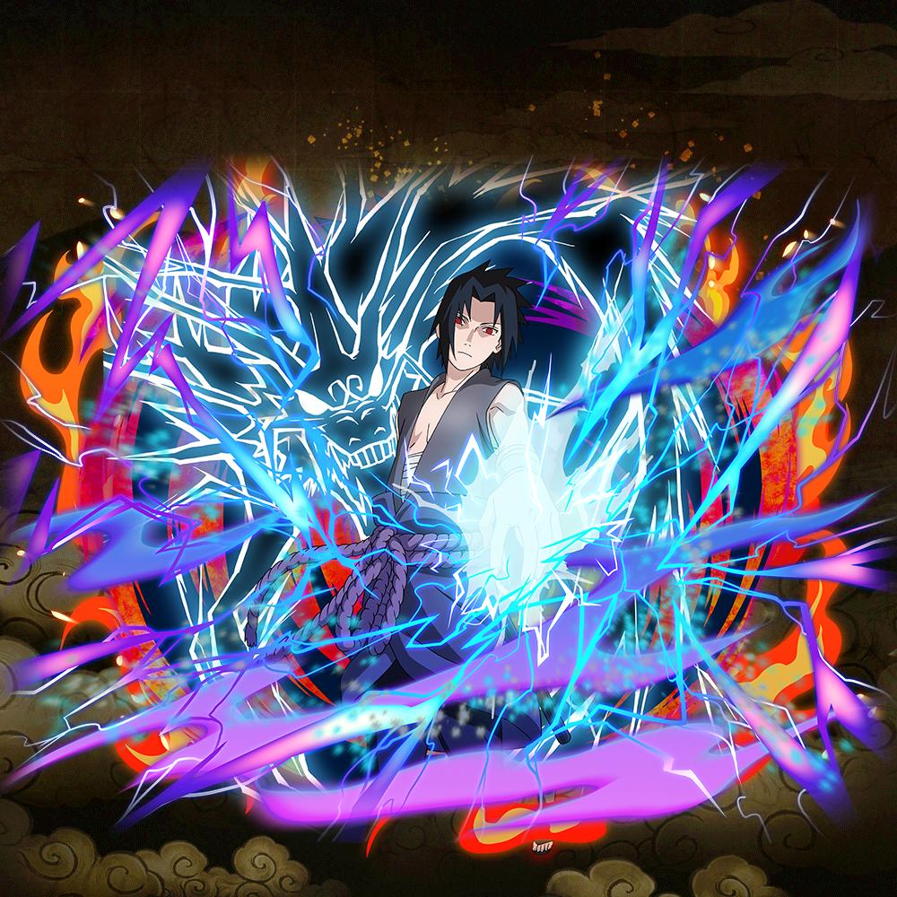 """Sasuke Uchiha """"Avenger"""" (★6)"""