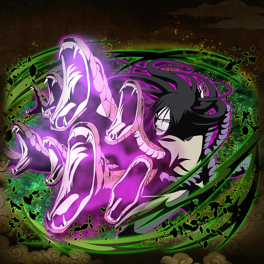 "Orochimaru ""Winds of Chaos"" (★6)"