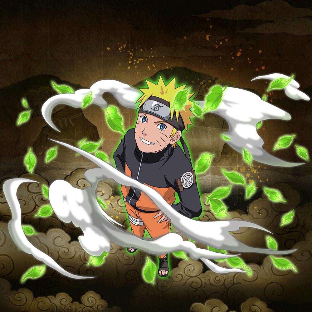 "Naruto Uzumaki ""Unshakeable Will"" (★5)"