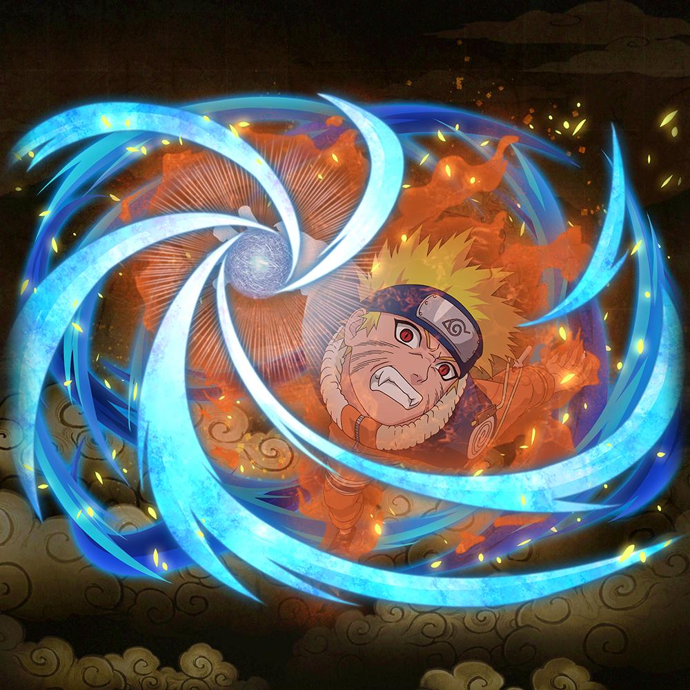 "Naruto Uzumaki ""Nine Tails' Shroud"" (★6)"