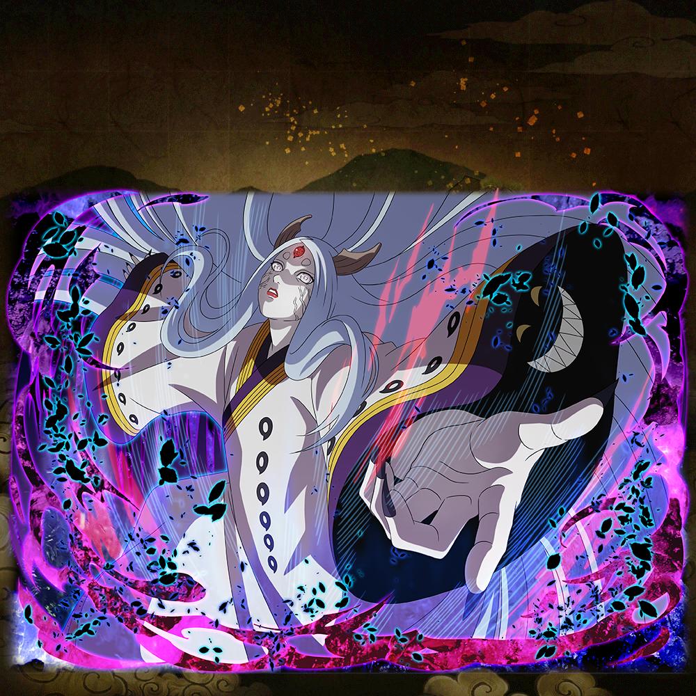 """Kaguya Otsutsuki """"Plot for Rebirth"""" (★6) (Blazing Awakened)"""