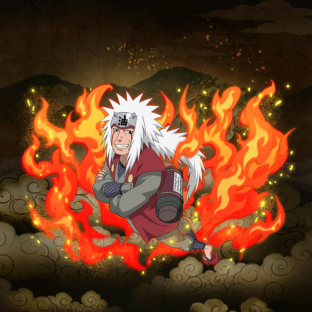 "Jiraiya ""The Toad Ninja"" (★5)"