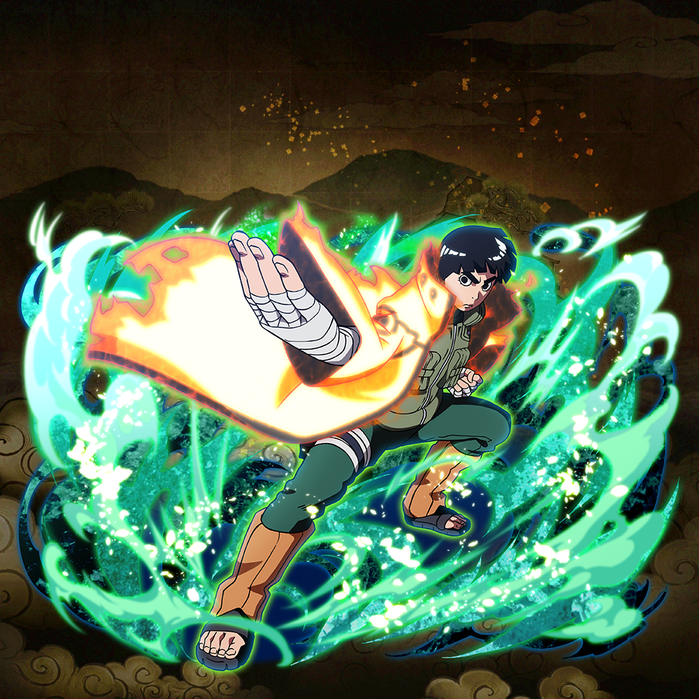 """Rock Lee """"The Path of Trust"""" (★6)"""