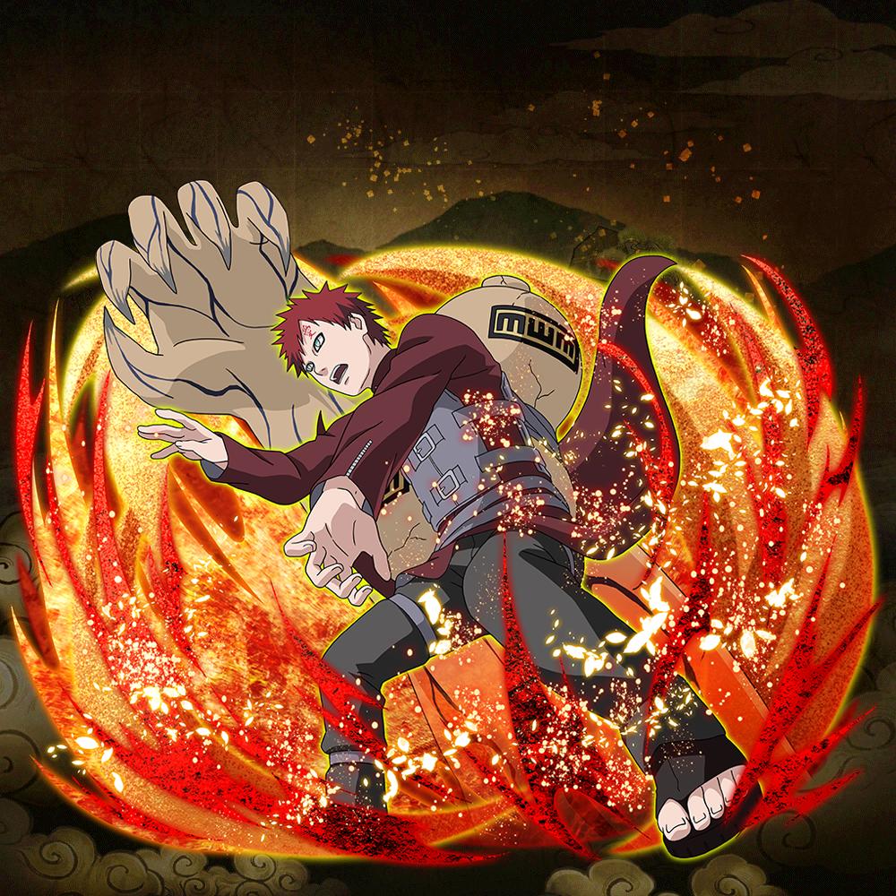 "Gaara ""Sandstorm-Commanding Kage"" (★6)"