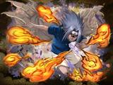 """Sasuke Uchiha """"Rain of Extinction"""" (★5)"""