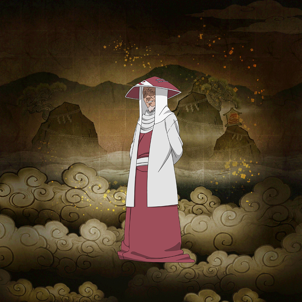 "Hiruzen Sarutobi ""The Third Hokage"" (★4)"
