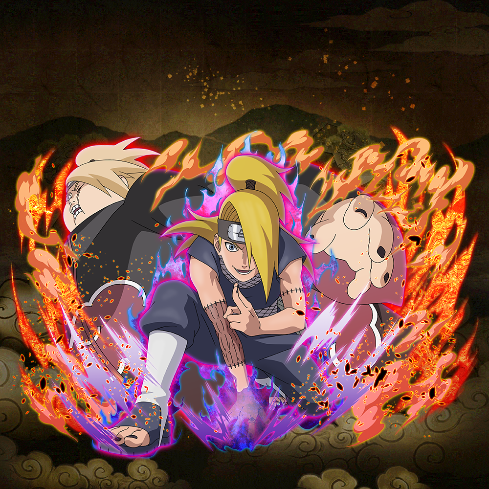 "Deidara ""True Arts"" (★6)"