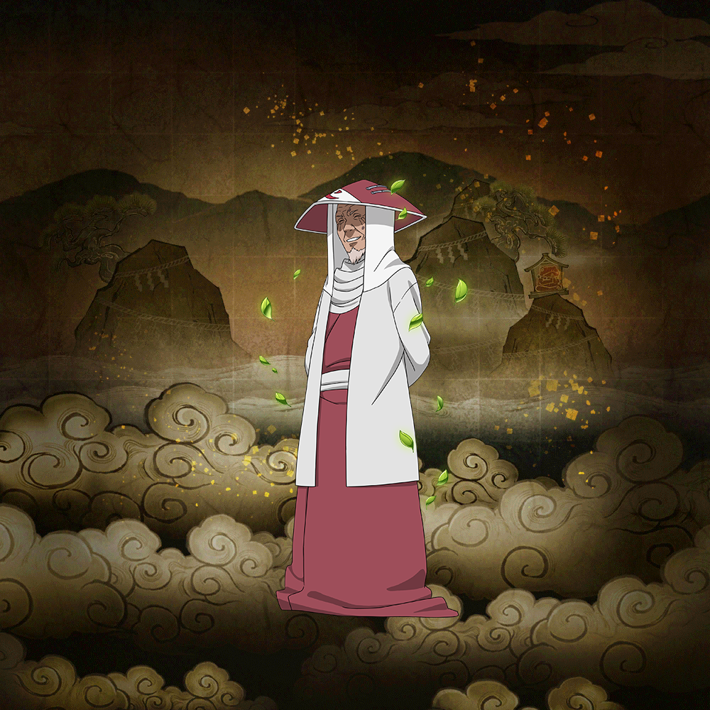 "Hiruzen Sarutobi ""The Third Hokage"" (★5)"