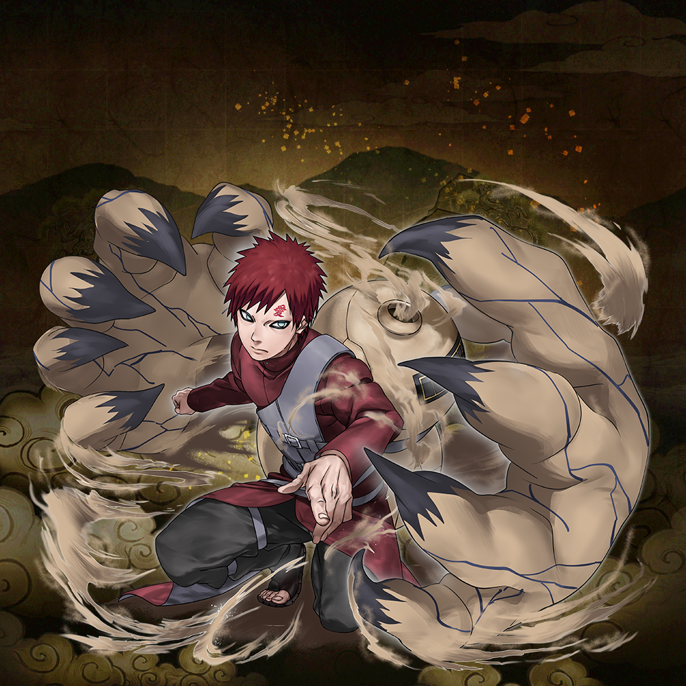 "Gaara ""Finally, Friendship"" (★5)"