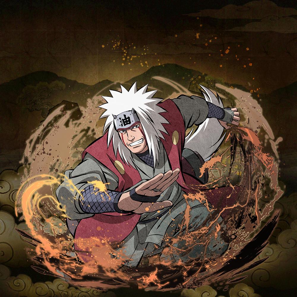 """Jiraiya """"What Makes a Ninja"""""""