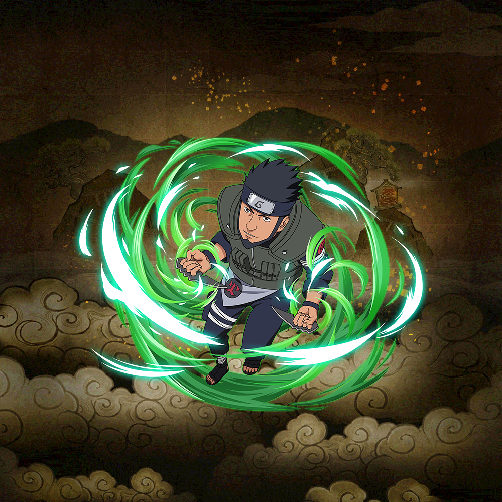 "Asuma Sarutobi ""All-Powerful Infighter"" (★5)"