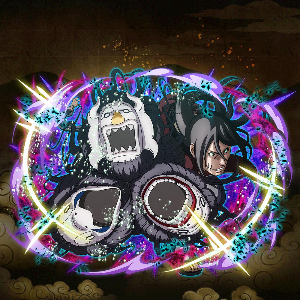 "Kakuzu ""Powerhouse of Old"" (★6)"
