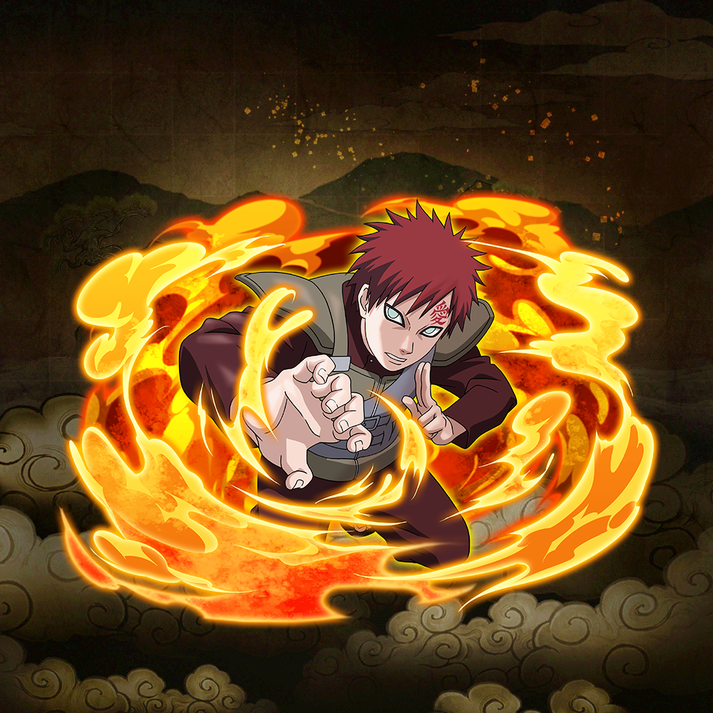 "Gaara ""Many Bonds"" (★5)"