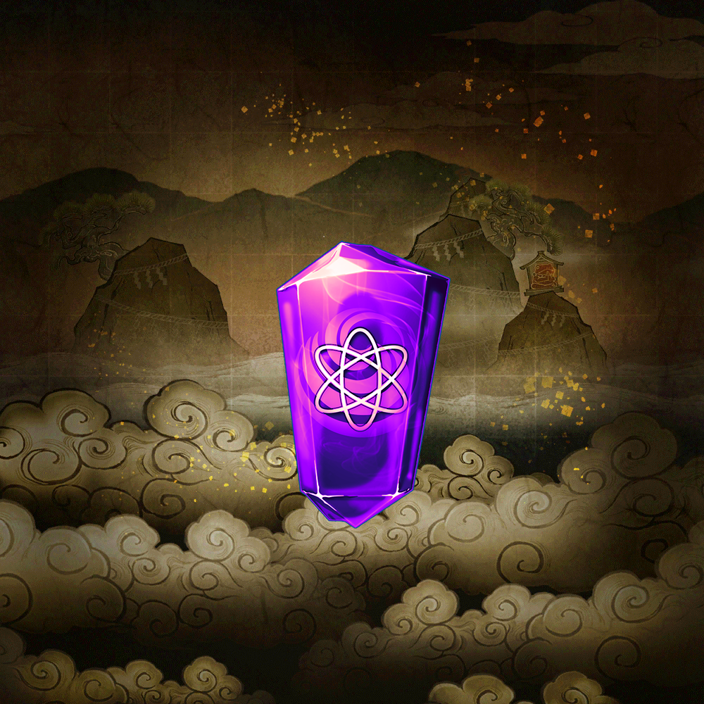"Limit Break Crystal ""Wisdom Crystal"""