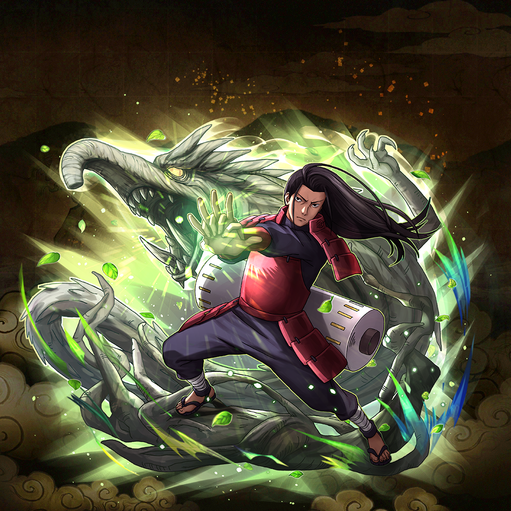 "Hashirama Senju ""Resolve to Protect"" (★5)"