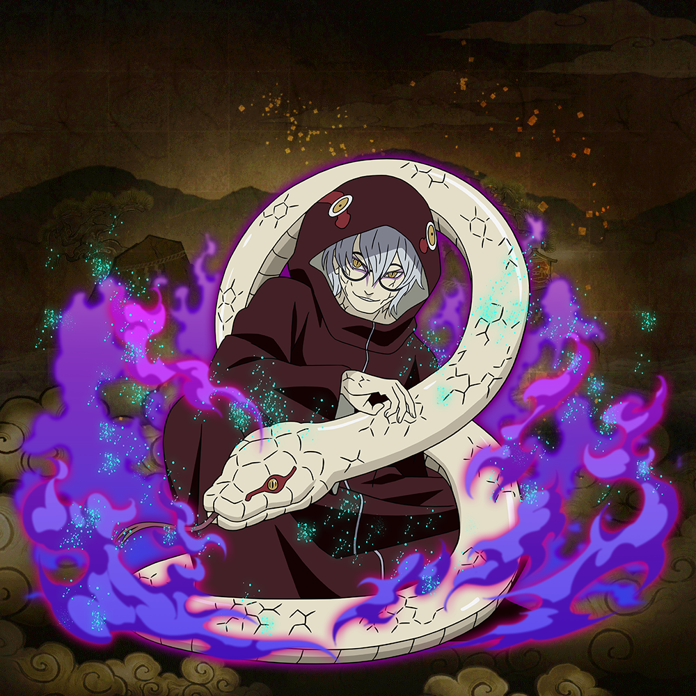 "Kabuto Yakushi ""Warrior's Quest"""
