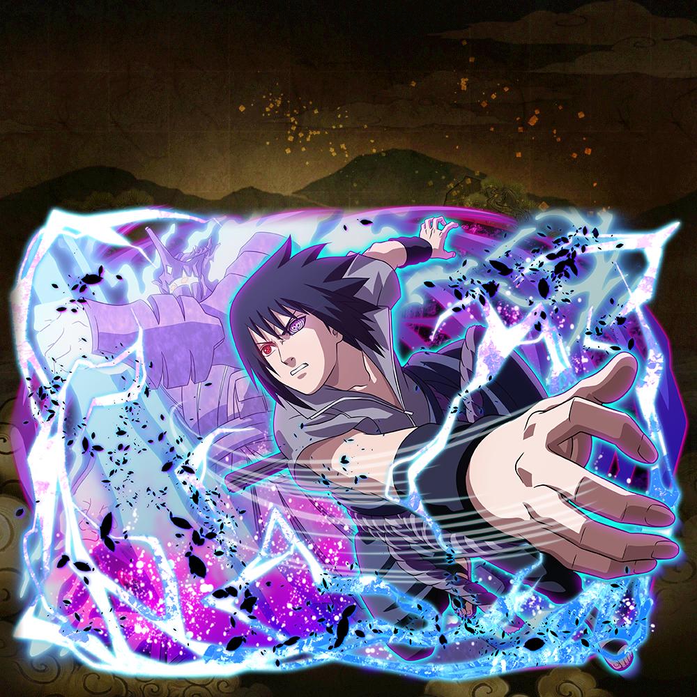 """Sasuke Uchiha """"Buried Past"""" (★6) (Blazing Awakened)"""