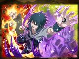 """Sasuke Uchiha """"Desired Future"""" (★6) (Blazing Awakened)"""