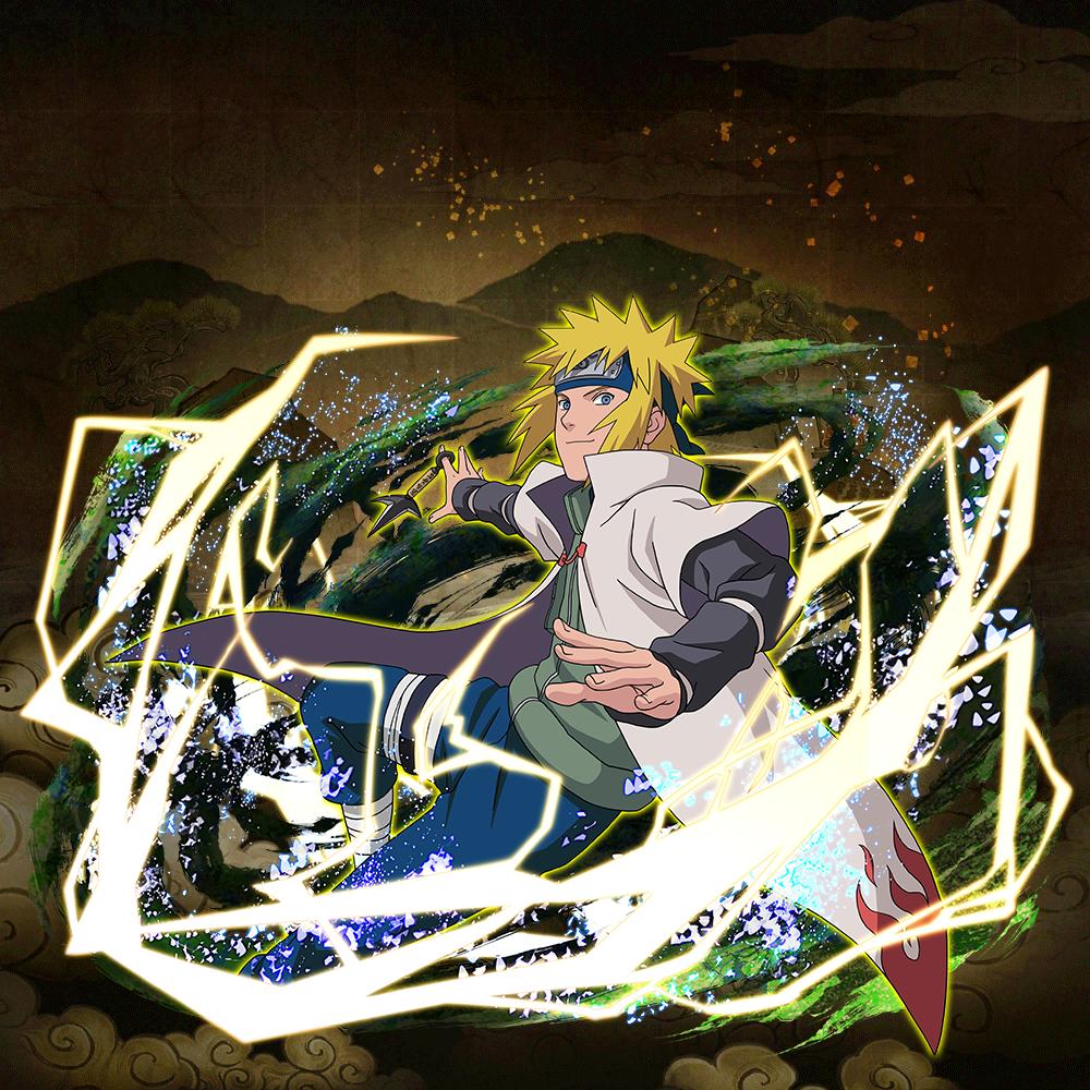 "Minato Namikaze ""Dazzling Bravery"" (★5)"