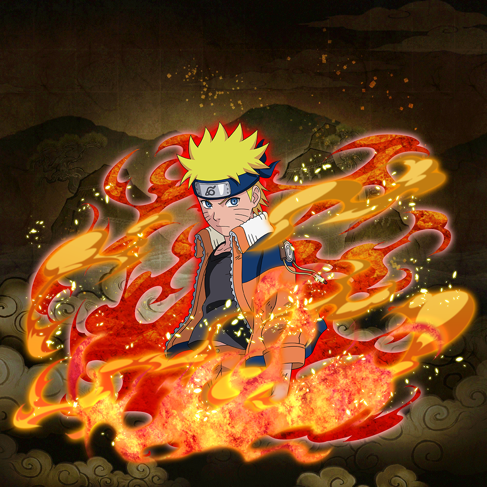 "Naruto Uzumaki ""Power of Determination"" (★5)"