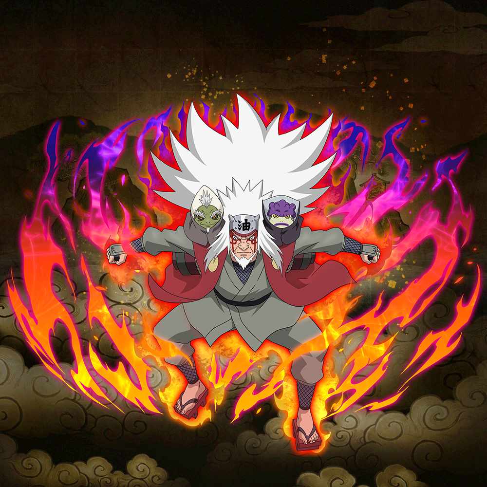 "Jiraiya ""Way of the Ninja"" (★5)"