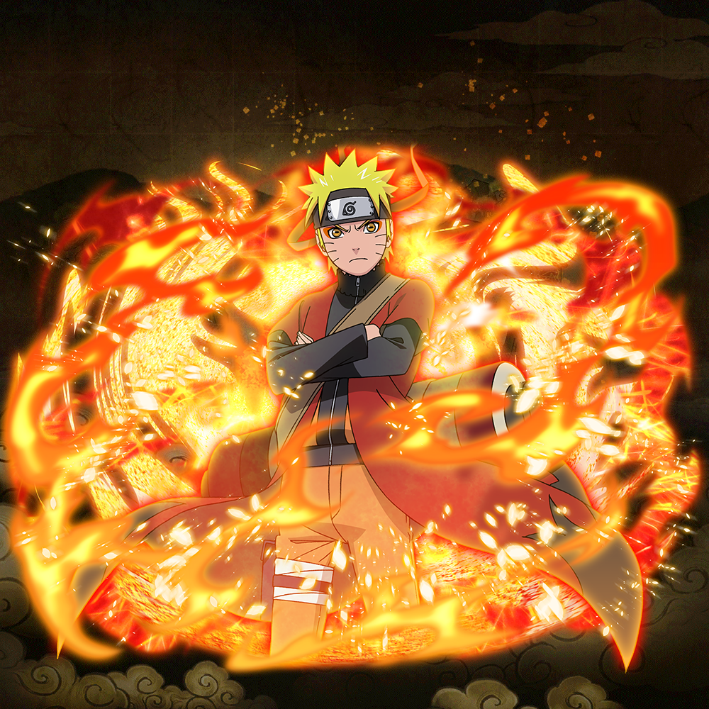 "Naruto Uzumaki ""Indomitable Ninja Way"" (★6)"
