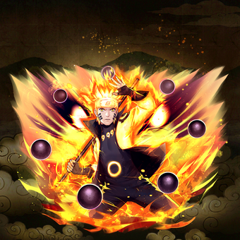 Naruto Uzumaki Endowed Power 6 Naruto Shippuden Ultimate Ninja Blazing Wikia Fandom