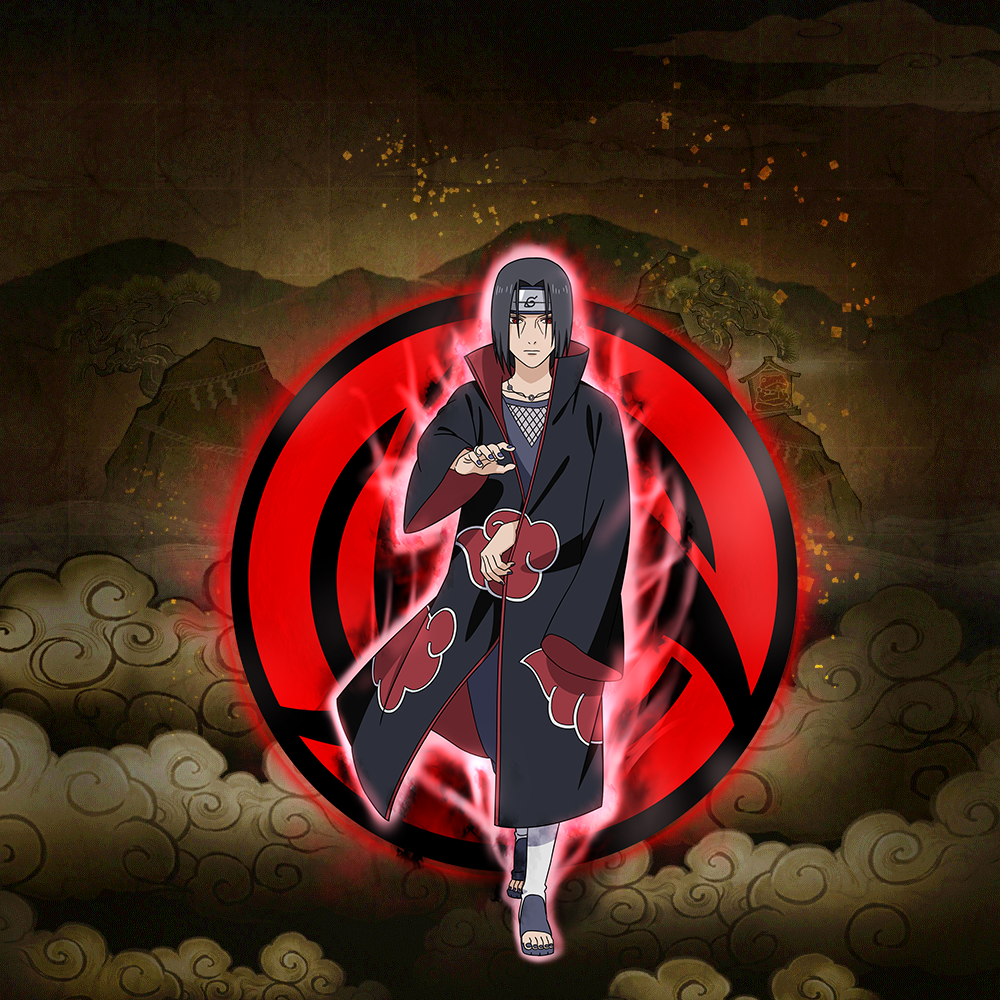 "Itachi Uchiha ""A Cold-Hearted Criminal"" (★5)"
