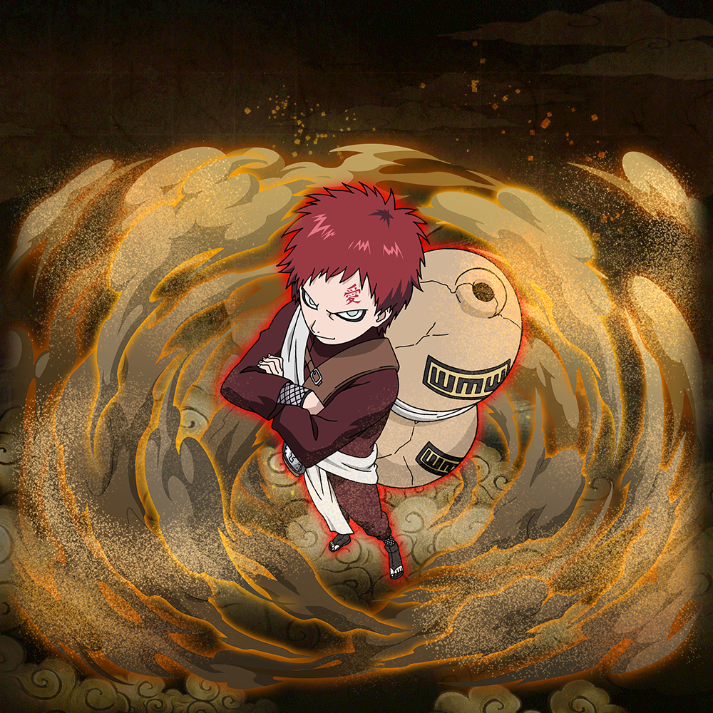 "Gaara ""The Strongest Shield"" (★5)"