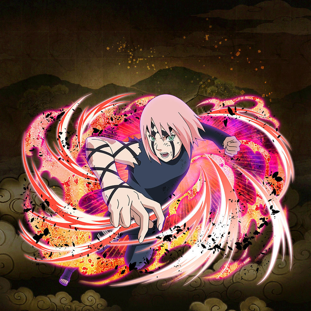 "Sakura Haruno ""Sheer Diligence"" (★6)"