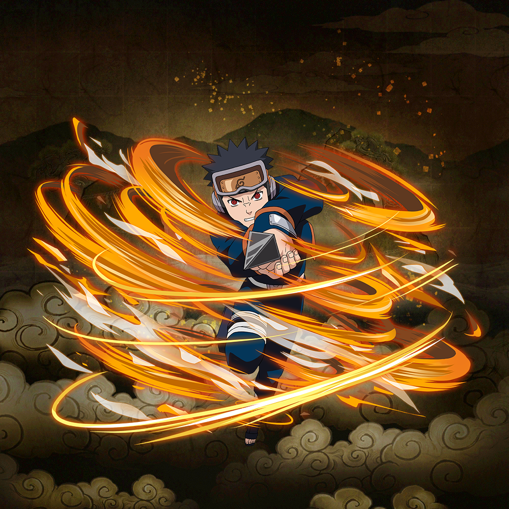 """Obito Uchiha """"To Protect His Allies"""" (★5)"""