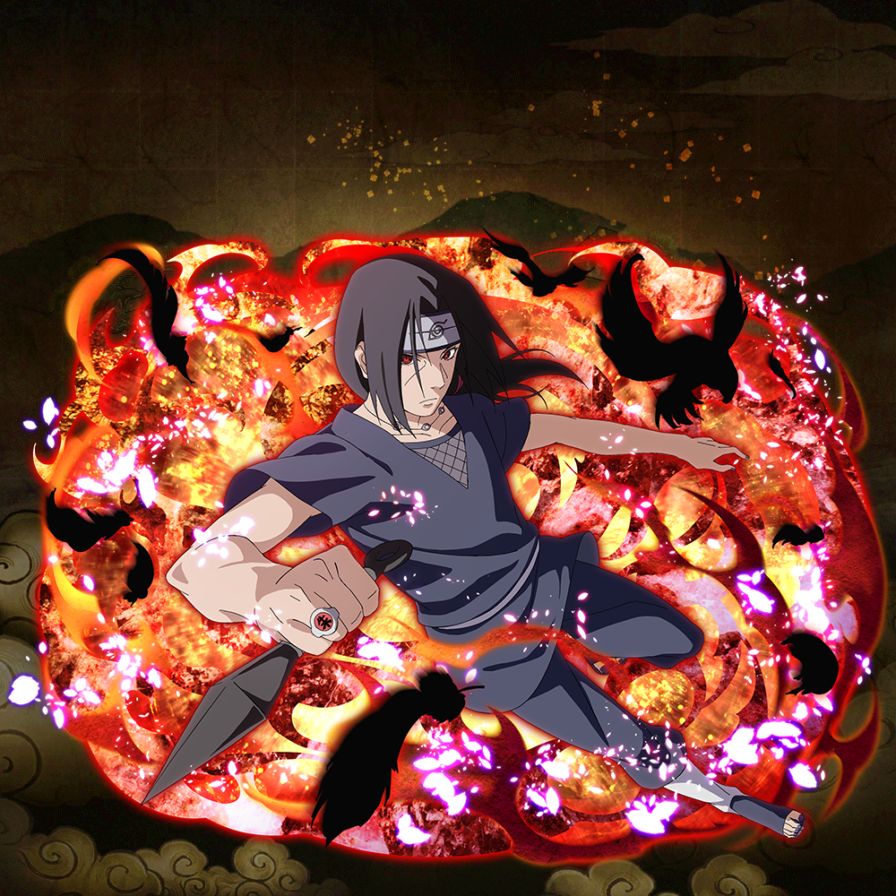 "Itachi Uchiha ""Eyes Which Weave Truth and Lies"" (★6)"