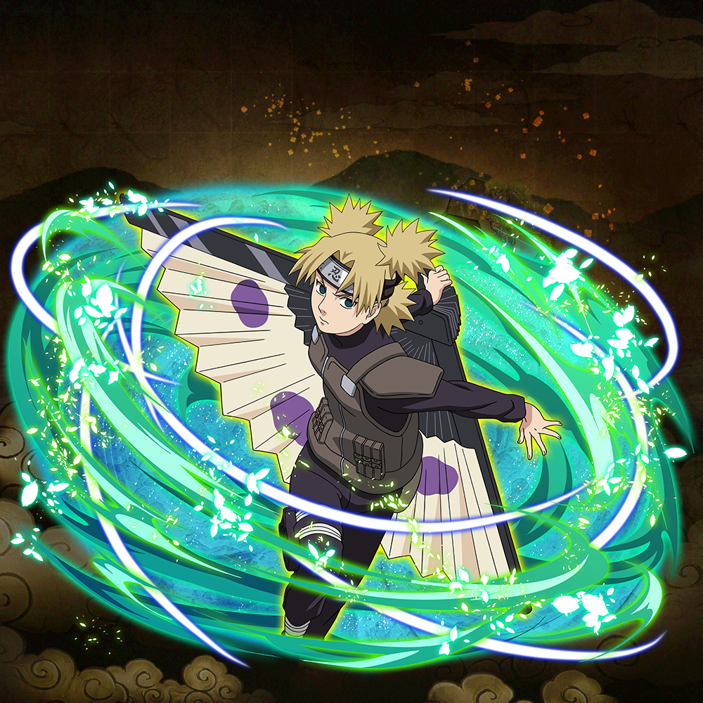 "Temari ""Wind-Wrapped Talent"""