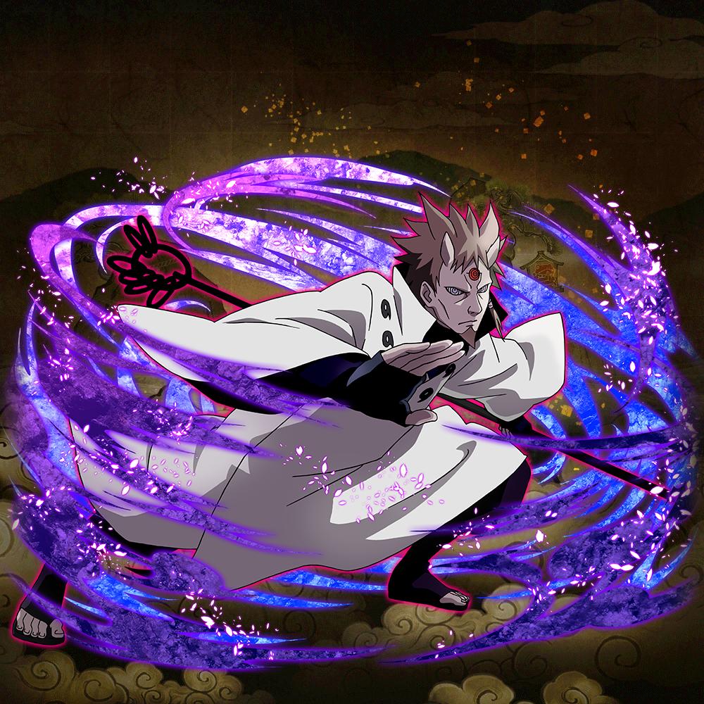 "Hagoromo Otsutsuki ""Sage of the Six Paths"""