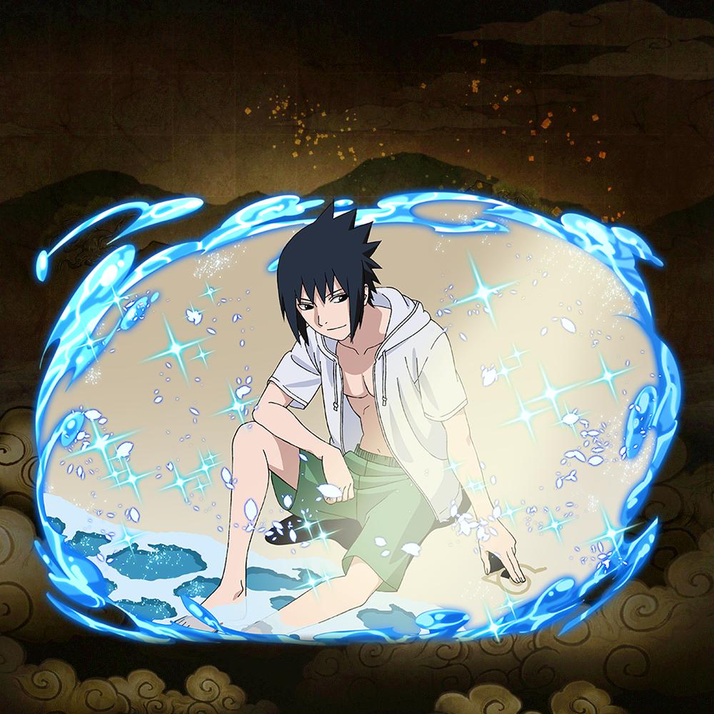 """Sasuke Uchiha """"A Break from the Waves"""" (★6)"""
