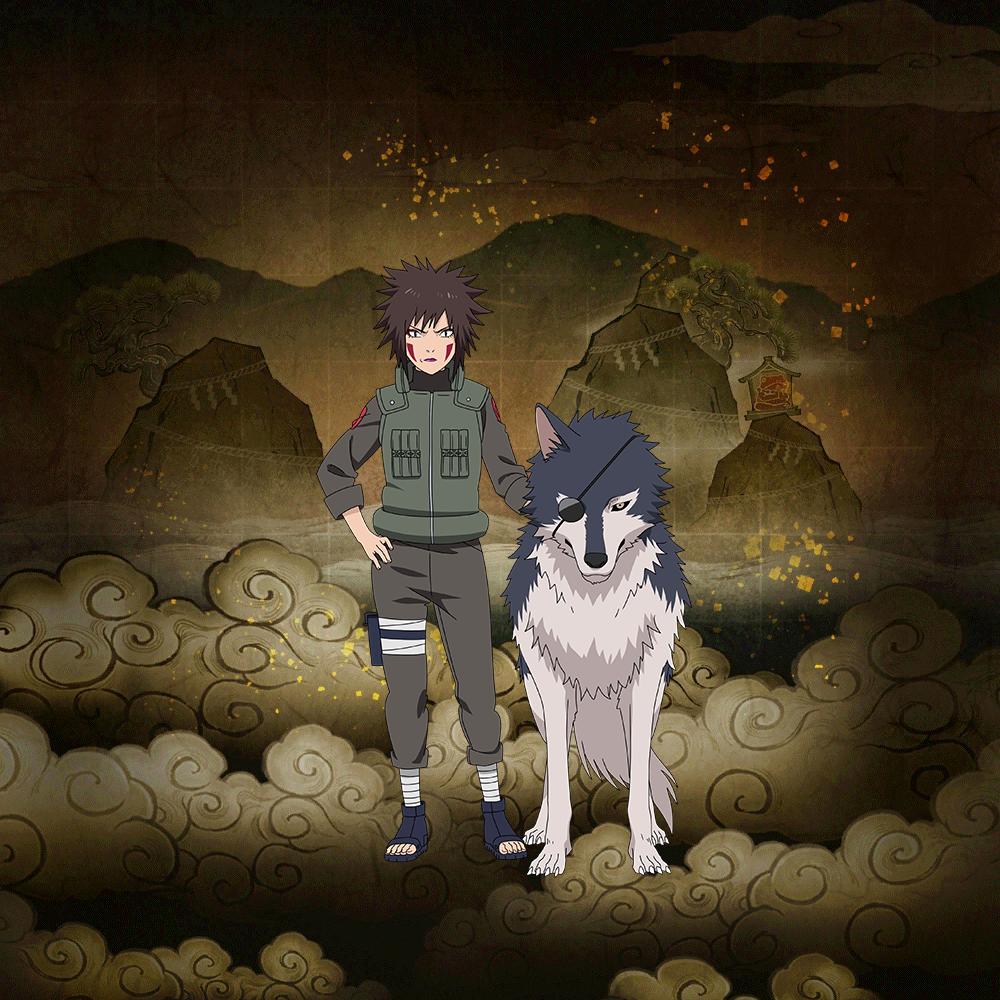 "Tsume Inuzuka ""A Brave Mother"" (★4)"