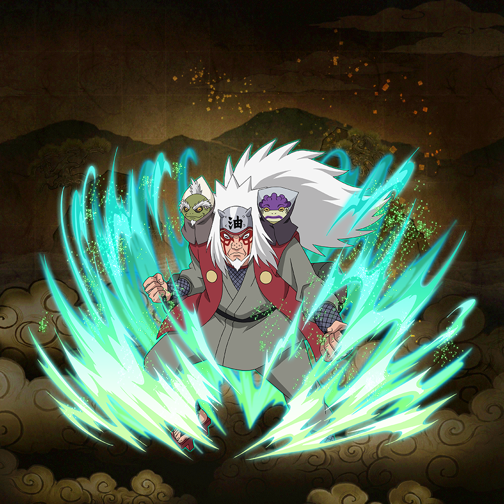 "Jiraiya ""Moment of Choice"" (★5)"