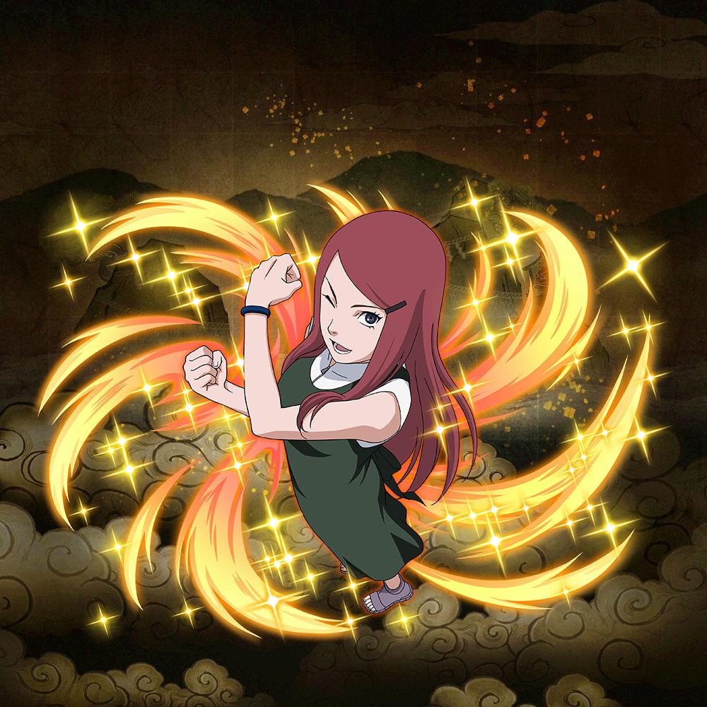 """Kushina Uzumaki """"The Red-Hot Habanero"""" (★5)"""