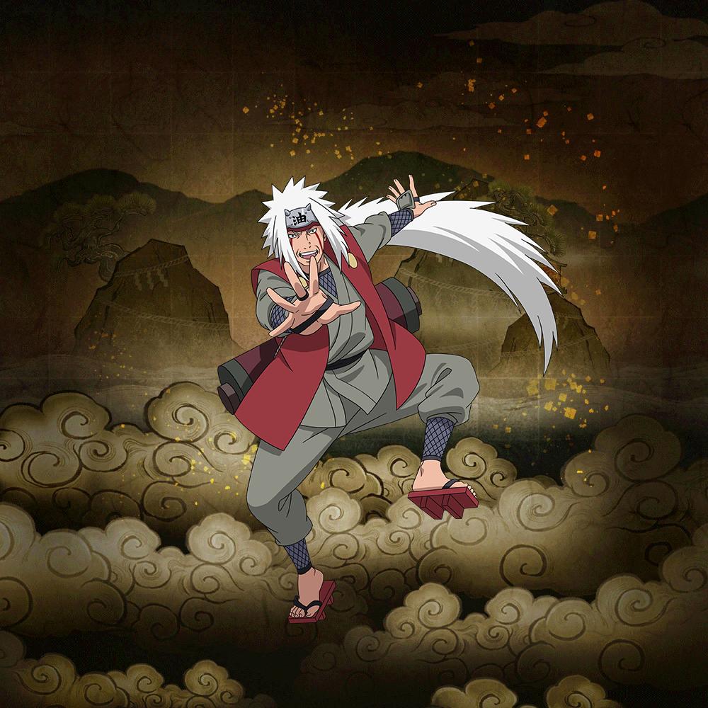 "Jiraiya ""Enter the Sage"" (★4)"