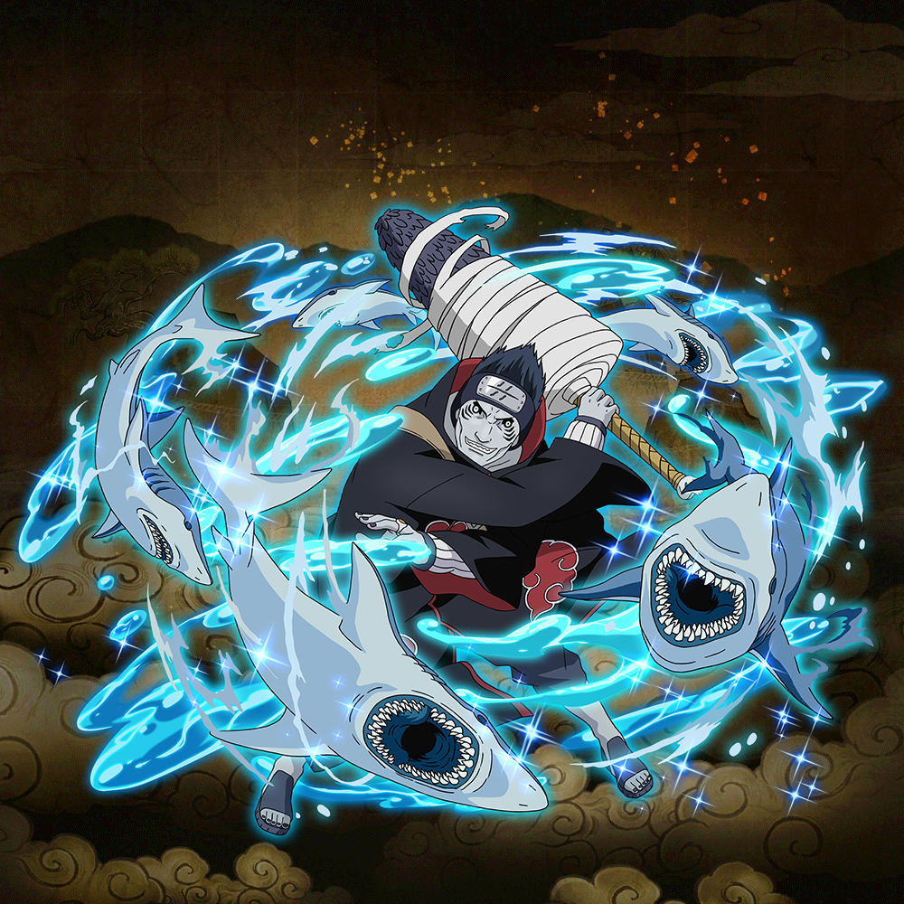 "Kisame Hoshigaki ""Ruler of the Torrent"" (★5)"