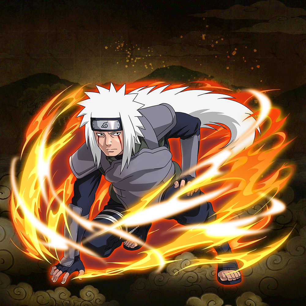"Jiraiya ""Chance Encounter Under Fire"" (★5)"