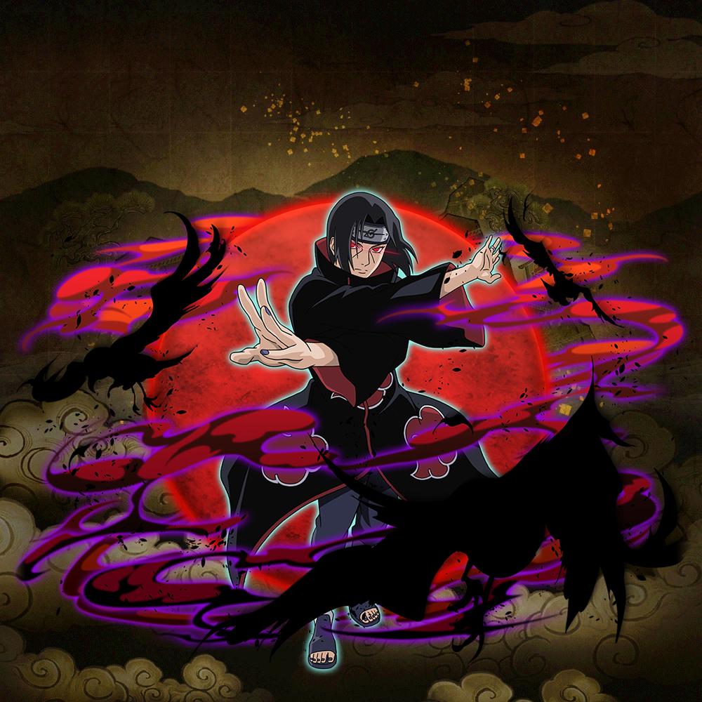 """Itachi Uchiha """"Akatsuki Warrior"""""""